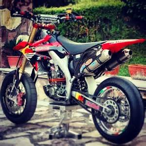 Supermoto Honda Honda Crf 450 Motard On Instagram