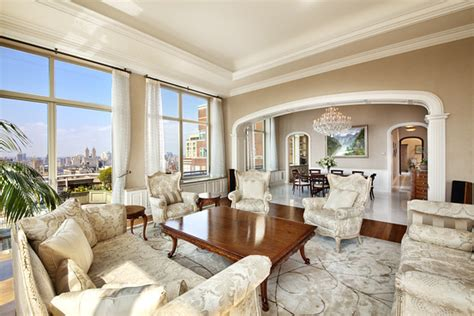 Apartment In East Side For Sale New York Penthouse That Lace Built Wsj House Of The Day