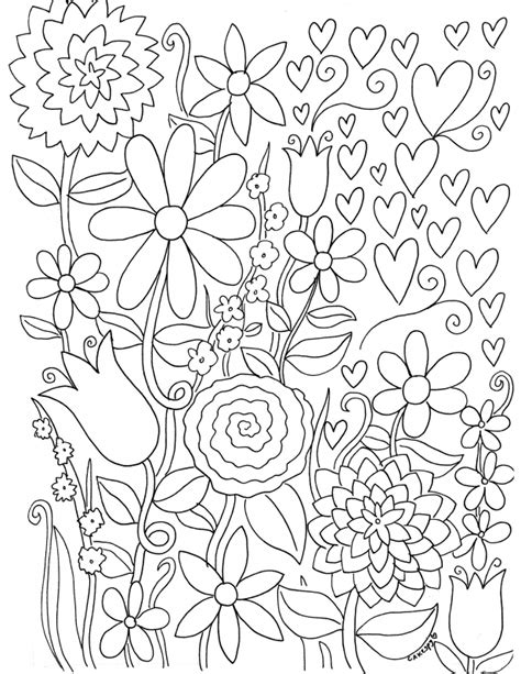 coloring pages for grown ups owl mushroom etc
