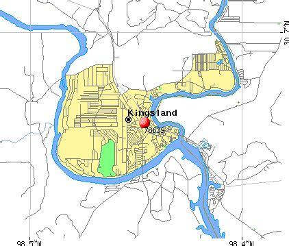kingsland map 78639 zip code kingsland profile homes