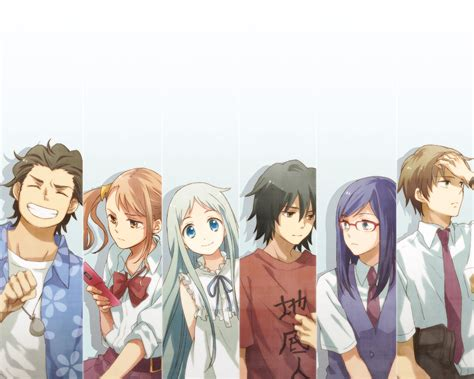 anime anohana awesome anime club images anohana hd wallpaper and