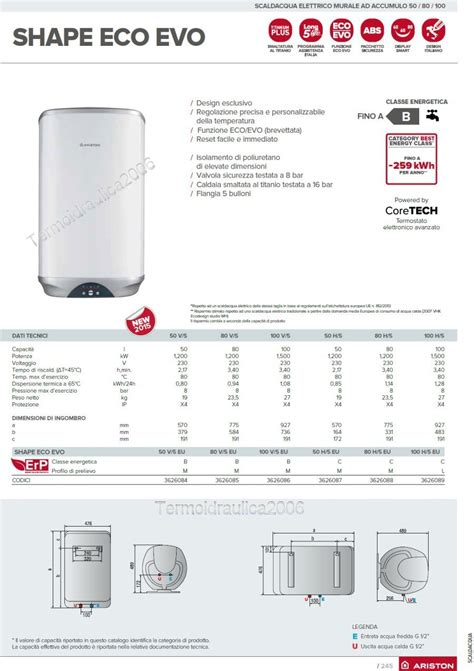 Water Heater Ariston 50 Liter electric water heaters vertical 80 liters ariston shape