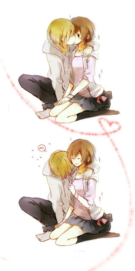 why are anime couples so much cuter than real life couples