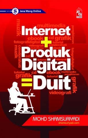 buku kedua internet produk digital duit