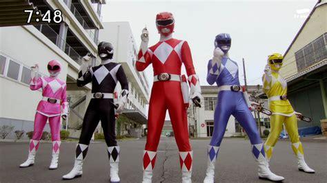Rhs Figure Sentai Series Gokai Ranger Blue Original zyuranger appears on gokaiger morphin legacy