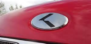 Kia Custom Emblems Platinum Series Badge Installed On A Kia Soul Loden Emblems