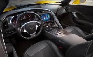 Chevrolet Corvette Interior Car And Driver