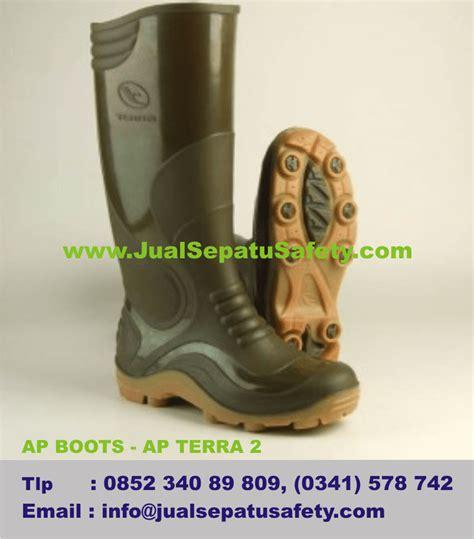Sepatu Ap Boot Pendek sepatu boots murah untuk proyek konstruksi dan jalan