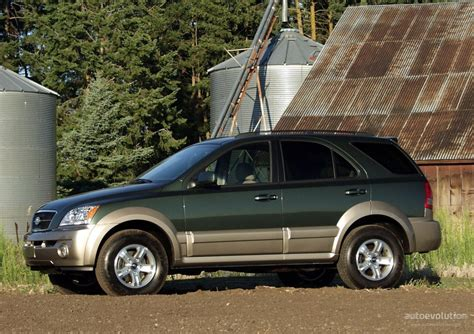 how do i learn about cars 2002 kia optima parking system kia sorento specs 2002 2003 2004 2005 2006 autoevolution