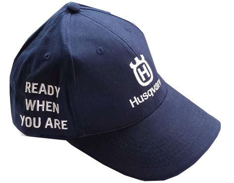 Baseball Cap Ready Stock Topi Baseball 7 husqvarna arborist baseball cap quot ready when you are quot blue ebay