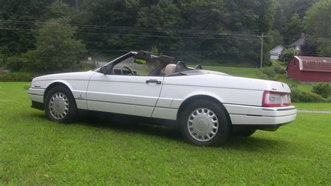 1993 cadillac allante for sale 1993 cadillac allante convertible stock a148 for sale