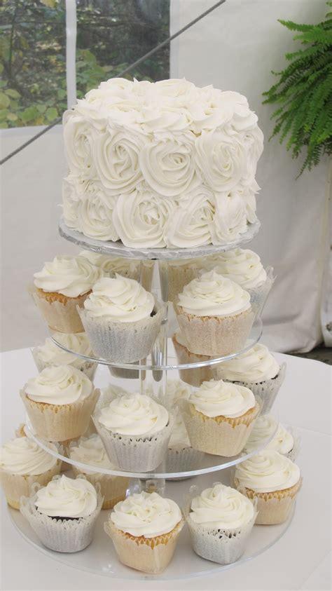 rosette wedding cake cakecentralcom