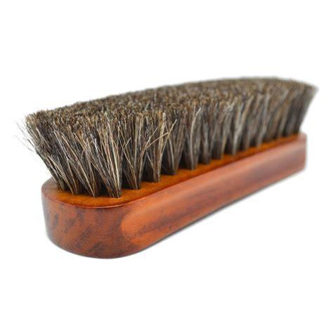 Shoo Brush 100 hair shoe brush in singapore shoetree project