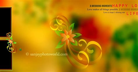 Wedding Album Background Designs Hd by Sanjay Photo World Karizma Wedding Album Designs Vol 03