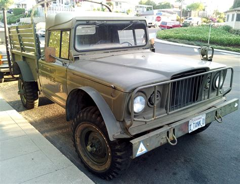jeep old just a car guy i tank u a cool old military jeep truck