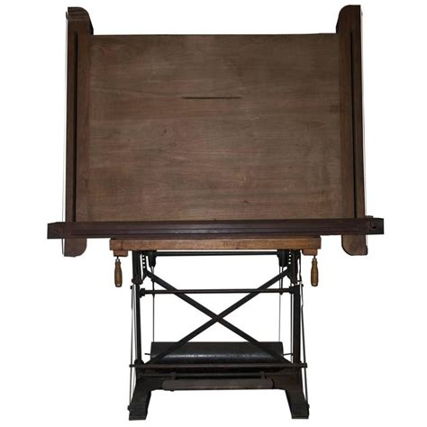 Vintage Drafting Tables For Sale Antique Drafting Table For Sale At 1stdibs