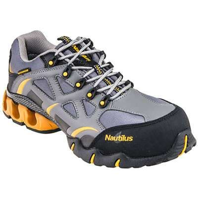 nautilus shoes s n1800 composite toe athletic eh
