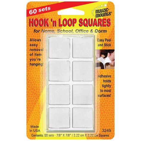teachers rubber sts hook n loop 7 8 squares 60 sts
