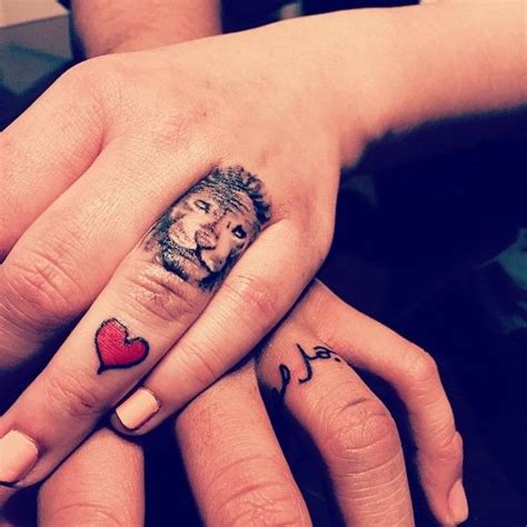 unique wedding ring tattoos 17 best images about ring tattoos on initials