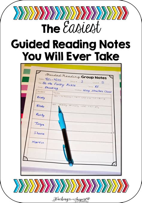 themes for reading groups guided reading notes guided reading binder and note
