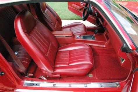 1980 Camaro Interior Parts by Find Used 1980 Chevrolet Camaro Z28 With Interior
