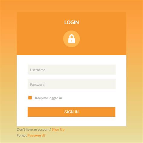 design form html5 30 useful html5 and css3 form designs