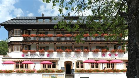 Wellnesshotel Bayrischzell by Alpenrose Bayrischzell Hotel Restaurant Bayrischzell