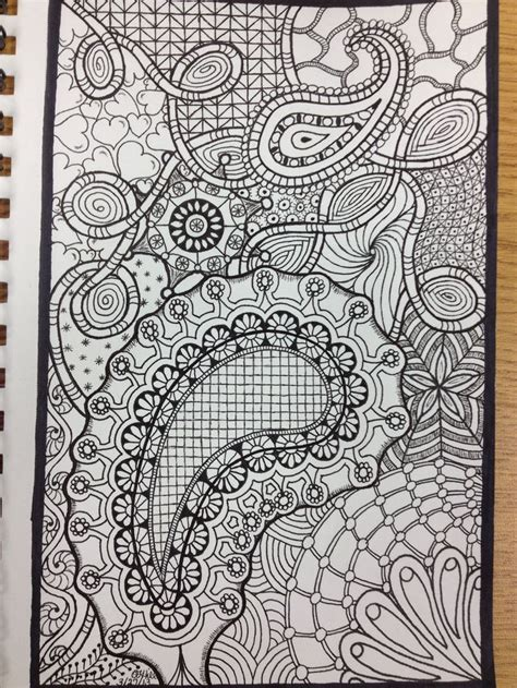 doodle pattern meanings 3377 best images about tangle prints on pinterest