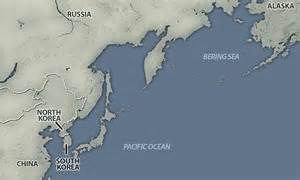 bering sea boat sinks south korean fishing boat sinks in the bering sea with