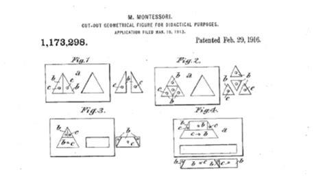 tavole geometriche le tavole geometriche di montessori moreschini