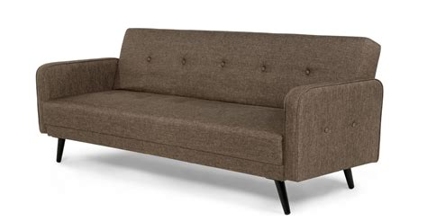 sofa bed etc chou sofa bed woodland brown sofas etc