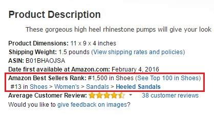 amazon s best seller rank how important is the amazon best sellers rank