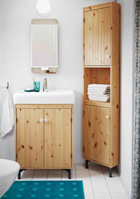 Small Bathroom Furniture Ideas Mobili Bagno Con Ante Cose Di Casa