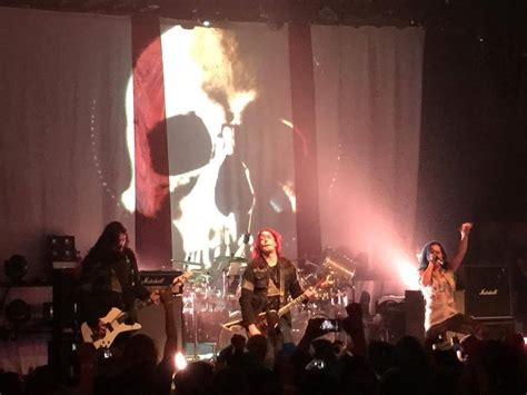 house of blues sunset strip arch enemy welcomes jeff loomis as their new guitarist announces tour schedule