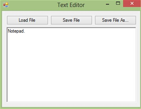 design text editor in java how to create a text editor in visual basic free source