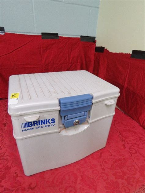 brinks home security lock box march consignment 2 k bid