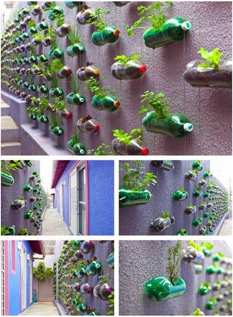 Patio Herb Garden Containers - 20 ideas sorprendentes para hacer jardines verticales en casa decoracion en el hogar