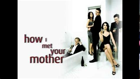 theme song how i met your mother how i met your mother theme song instrumental youtube