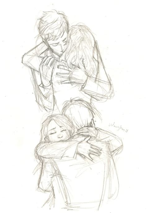 cute cuple hug and kissing sketch pics the afterlife