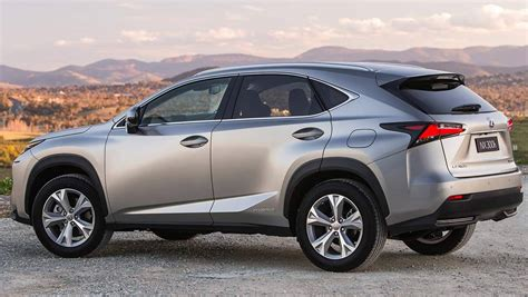 lexus nx300h f sport suv 2014 review carsguide
