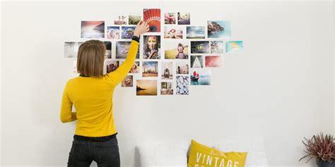 fotocollage f 252 r die wand einfach selber machen albelli - Fotocollage An Der Wand
