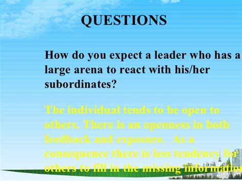 How To Do Mba Effectively by Communicate Effectively As A Leader Ppt Bec Doms Mba