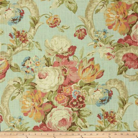 waverly curtain fabric waverly floral botanical fabric discount designer