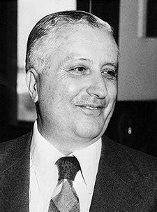 Ilya Prigogine, premio Nobel de Química y padre de la
