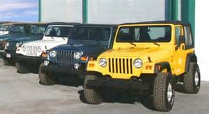 Oahu Jeep Rental And Kauai Jeep Rental In Hawaii Jeeps For Rent In