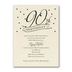 17 best ideas about 90th birthday invitations on 75th birthday invitations custom