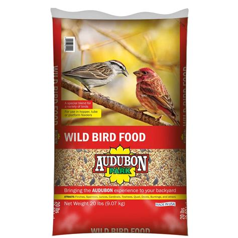 audubon park hummingbird food rating audubon park 20 lb bird food 12049 the home depot