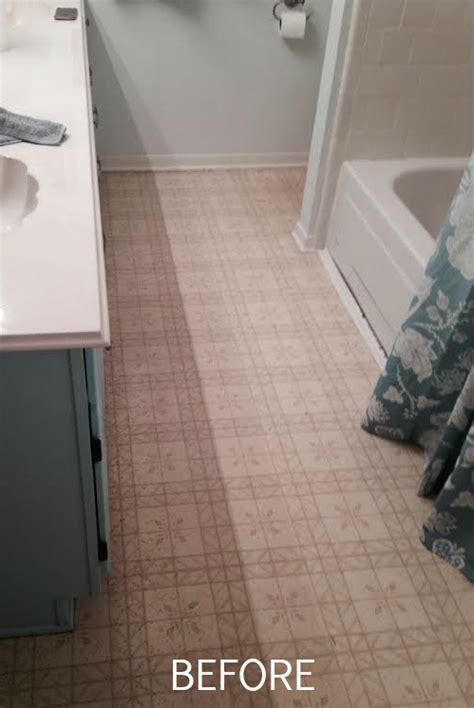 Peel and Stick Brown Tiles for Bathroom Floor   Hometalk