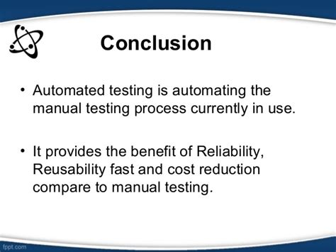 loc los and loes at speed testing methodologies for test automation