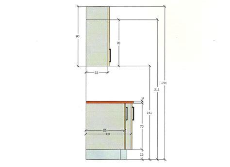 mesas de cocina medidas las medidas de los muebles de cocina kitchen layout